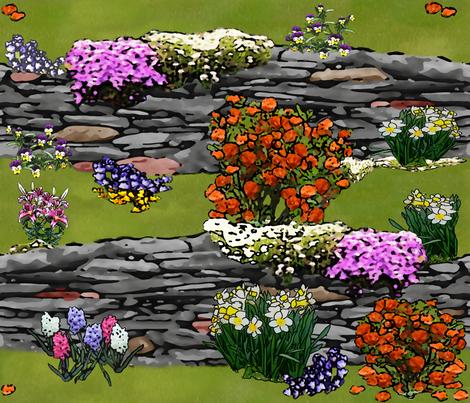 Spring_Time_Wall_Garden_A