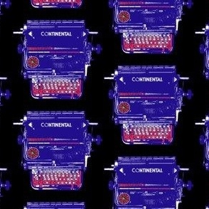 Continental Typewriter