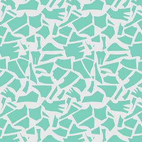 Dressmaking Pattern Pieces