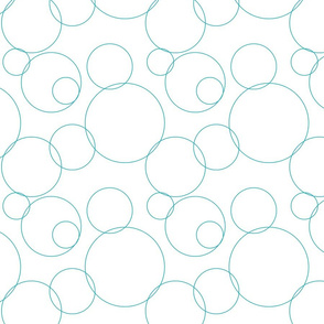Circular Blue