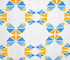 triangle yellowblue