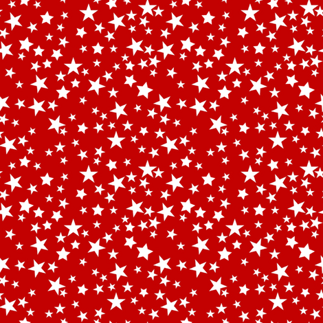 You're a derby star!  fabric by vo_aka_virginiao on Spoonflower - custom fabric