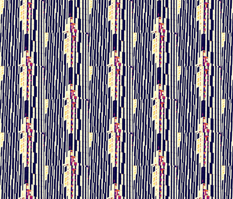 BuildingStripes fabric by mbsmith on Spoonflower - custom fabric