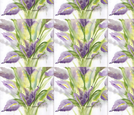 Mother_s_Day fabric by marlasnyder on Spoonflower - custom fabric