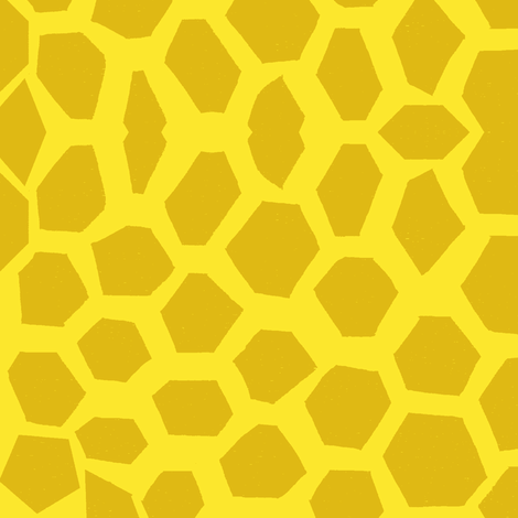 Moroccan Honeycomb fabric by boris_thumbkin on Spoonflower - custom fabric