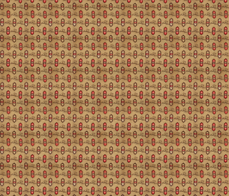 1830_Calico - Revised fabric by the_cornish_crone on Spoonflower - custom fabric