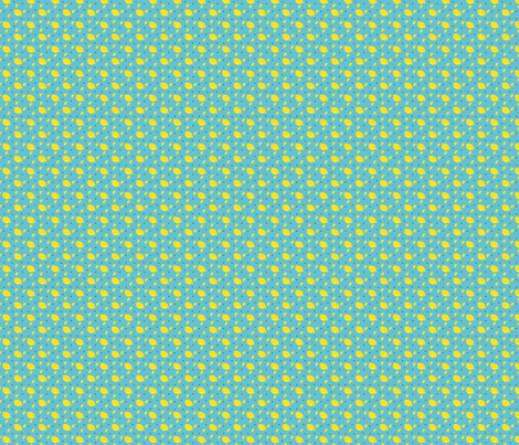 mini lemon fabric by nekanen_designs on Spoonflower - custom fabric