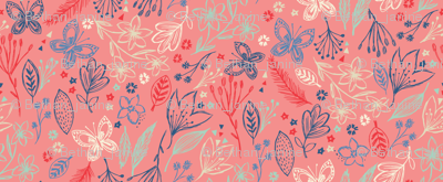pretty nature - pink