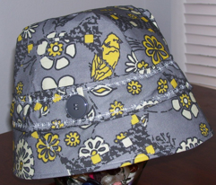 Cloche Hat Trio for smaller sizes