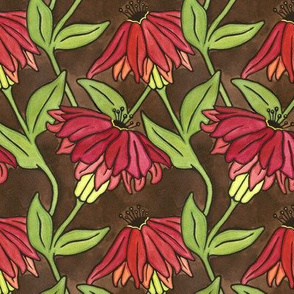 Red Flowers Basic