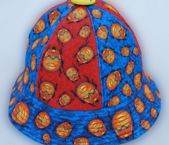 Harlequin Bug Hat