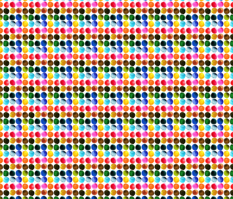 aquarelle_arc_en_ciel_S fabric by nadja_petremand on Spoonflower - custom fabric