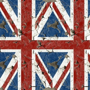 Paint Peel Union Jacks
