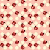 Ladybugs and Polka Dots