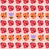 Super Hoot Spring Ladybug