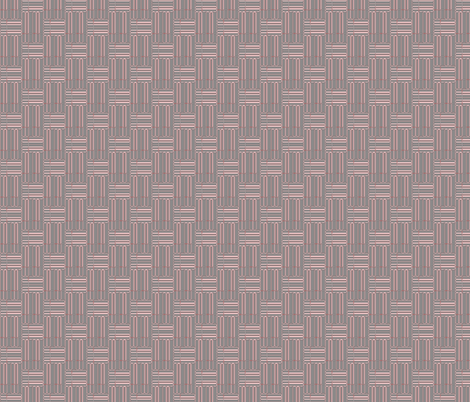 Popsicle Stick Weave fabric by robin_rice on Spoonflower - custom fabric