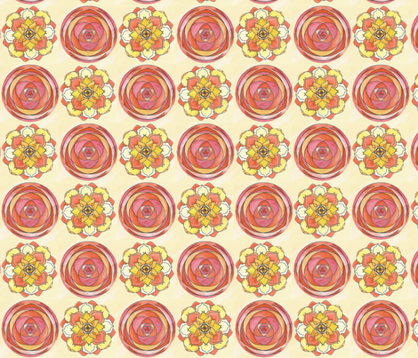 Fabric8dbcMandalas fabric by designsbychelsee on Spoonflower - custom fabric