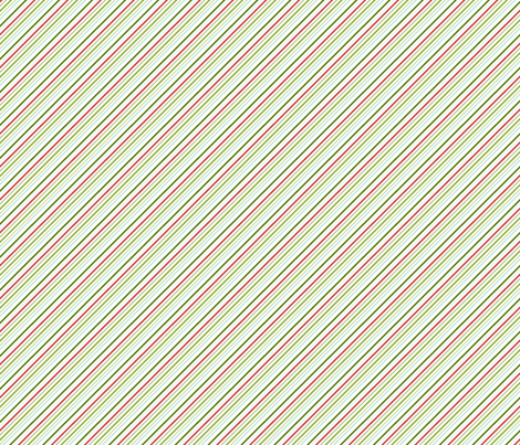 Berry Nice Stripe fabric by inktreepress on Spoonflower - custom fabric