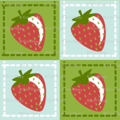 Berry Patchwork