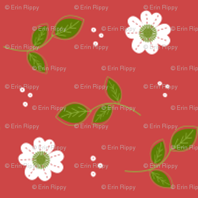 Berry Blossoms