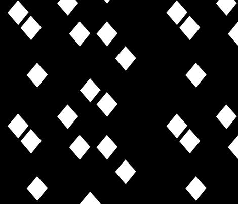 frankiediamonds fabric by audettesa on Spoonflower - custom fabric