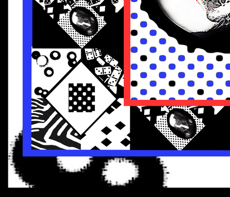frankiequilt fabric by audettesa on Spoonflower - custom fabric