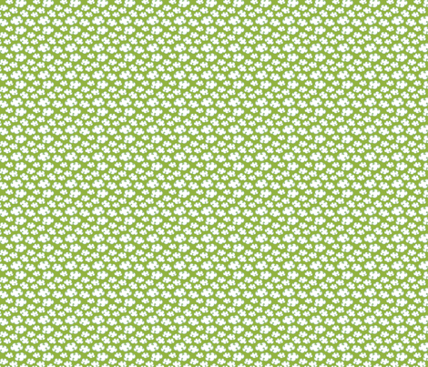 Little Clouds fabric by inktreepress on Spoonflower - custom fabric