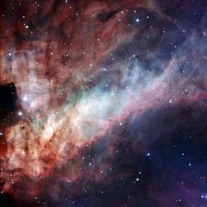 Swan Nebula 2009
