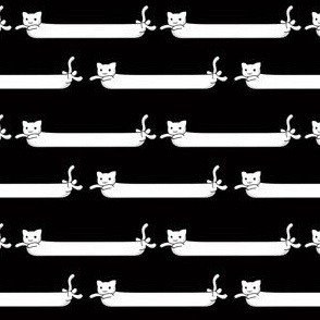 Longcats Black Colorway