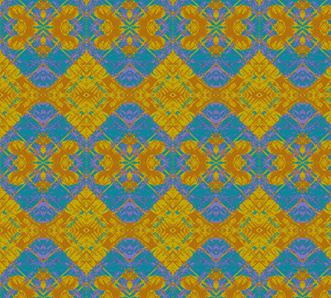 Honey Bear fabric by susaninparis on Spoonflower - custom fabric