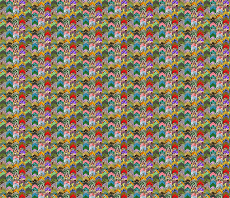 chevronsma fabric by lauredesigns on Spoonflower - custom fabric