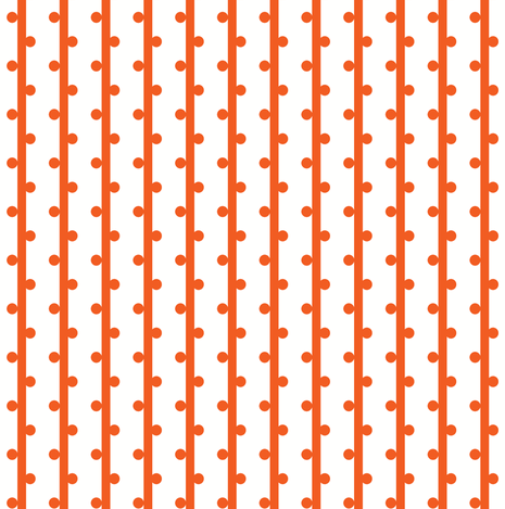 grab your pompoms fabric by palmrowprints on Spoonflower - custom fabric