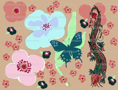 floral dragon1