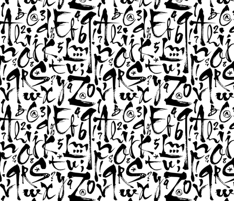 Sidney fabric by khulani on Spoonflower - custom fabric