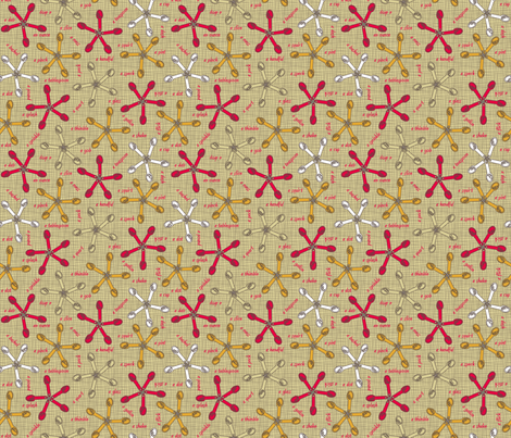 Measurements_-_they_dont_add_up fabric by glimmericks on Spoonflower - custom fabric