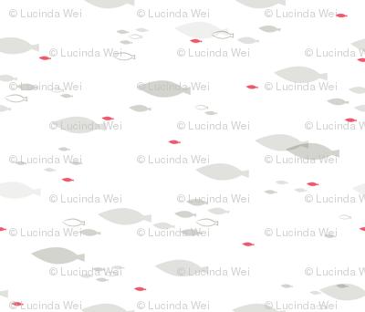 School of Fish II - © Lucinda Wei