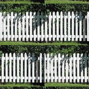 White Picket Fence S