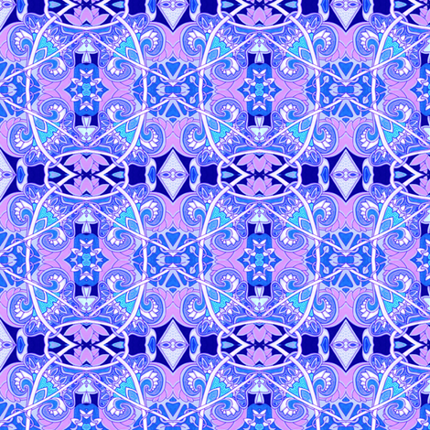 At Her Majesty's Pleasure fabric by edsel2084 on Spoonflower - custom fabric