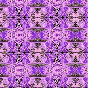 Purple Persian