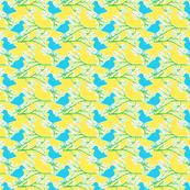 blue bird blossom ©Jill Bull 2012-ch