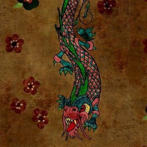 bohemian dragon