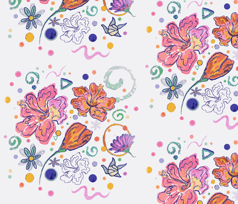 Serendipity fabric by gretzky on Spoonflower - custom fabric