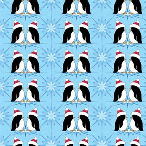 Playful Penguins