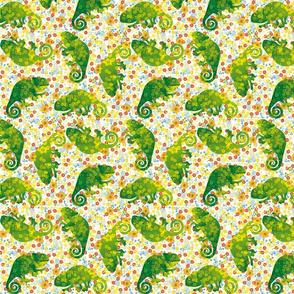 chameleonbuntneu