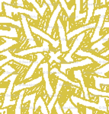 Granada Star_yellow ochre