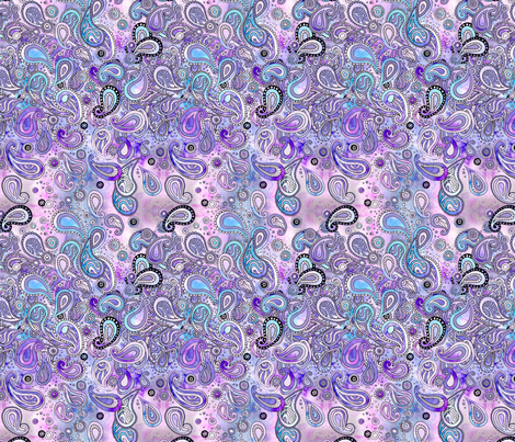Surrender To The Void fabric by ★lucy★santana★ on Spoonflower - custom fabric