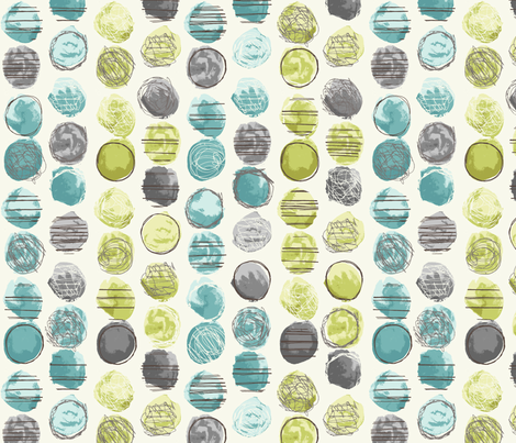 Marbles fabric by angeyake on Spoonflower - custom fabric