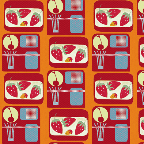 Jam-Making Day fabric by boris_thumbkin on Spoonflower - custom fabric