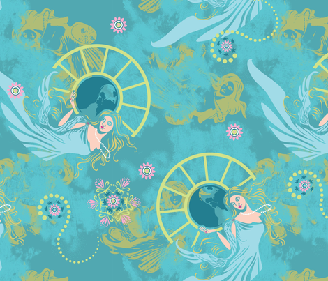 spoonflower fabric by sandramunoz1 on Spoonflower - custom fabric