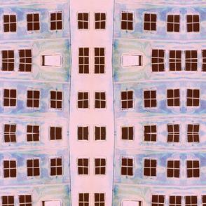 Pink Window Madness
